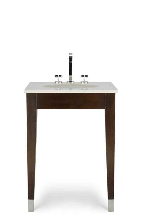 25 inch single sink bathroom vanity espresso with choice