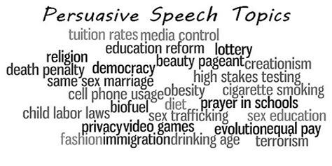 informative speech exles for highschool students persuasive speech ideas topic list for your next speaking