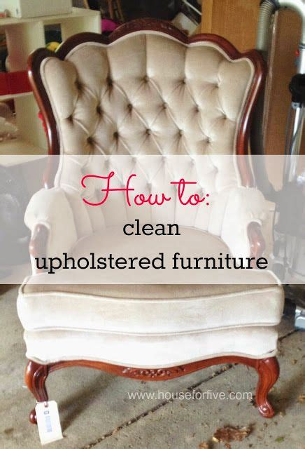 Cleaning Upholstery Diy by How To Clean Upholstery Also Known As How To Get The Funk