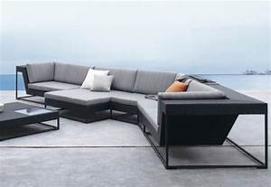 Meubles De Jardin Design : mobilier jardin design royal sofa id e de canap et ~ Dailycaller-alerts.com Idées de Décoration