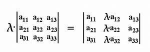 Determinante Berechnen : regel 3 ~ Themetempest.com Abrechnung