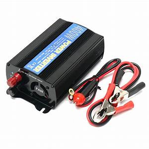 Car Power Inverter 400w Dc 12v To Ac 110v Car Converter