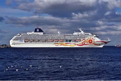 Norwegian Sun Cruise Ship Navy Orlando Port