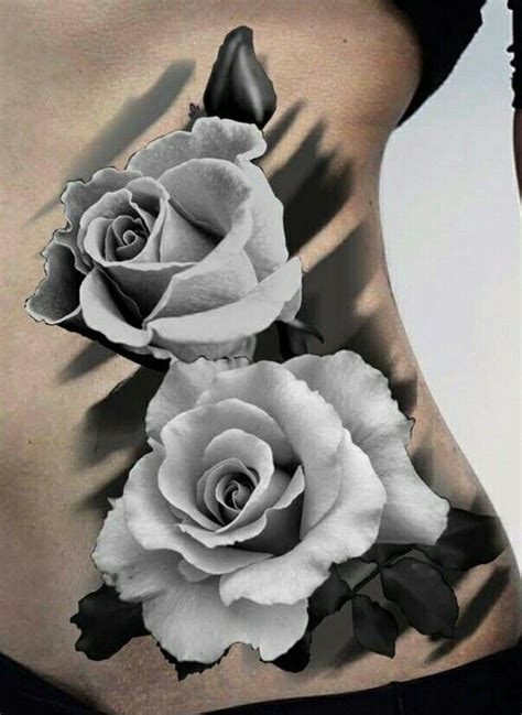 Best Black Rose Tattoo Designs Ideas And Images On Bing Find