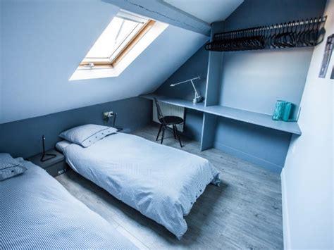 chambre sous les toits aménager une chambre sous les toits page 8
