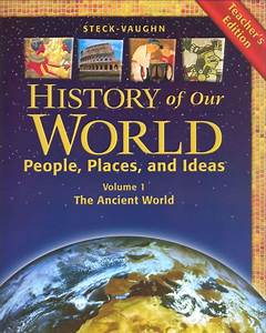 History of Our World Ancient World Teacher Edition (034796 ...
