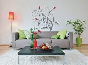 Wohnzimmer Streichen Modern : w nde streichen ideen f r das wohnzimmer ~ Bigdaddyawards.com Haus und Dekorationen