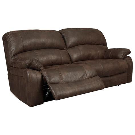 ashley reclining sofa reviews 4290181 ashley furniture zavier truffle 2 seat