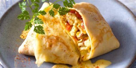 cuisine africaine recette wrap de poulet au curry la vraie recette d 39 un bon fast food