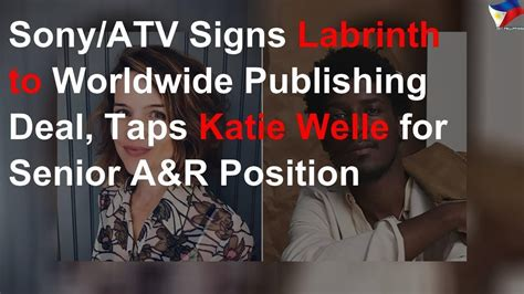 Sony/ATV Signs Labrinth to Worldwide Publishing Deal, Taps ...