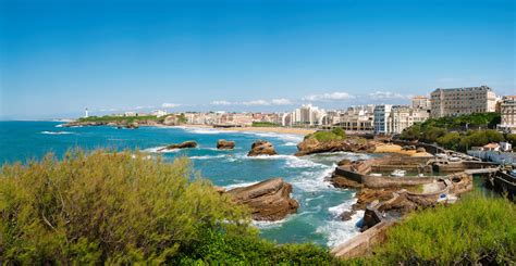 chambres d h es biarritz sortir à biarritz avec l hotel escale oceania 3 étoiles