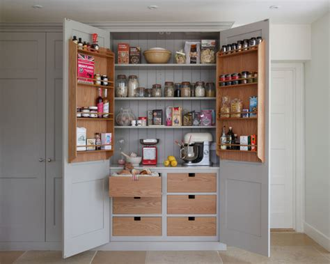 18 Wellorganized Kitchen Pantry Ideas For Efficient