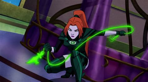 green lantern emerald knights dvd review