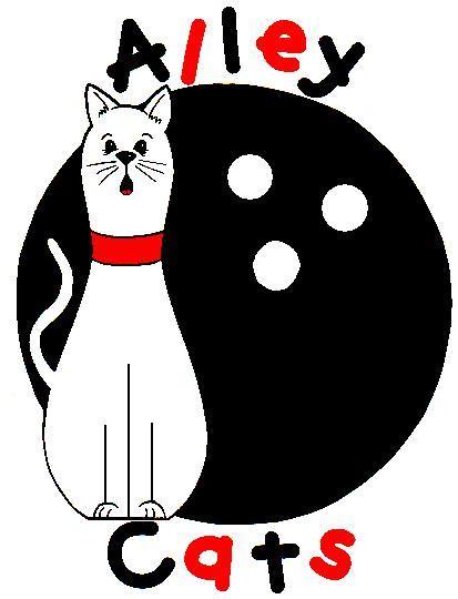 cats bowling bowling logos pixartinkdotcom