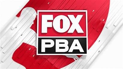 Fox Pba Bowling Sports Logos Pro Networks