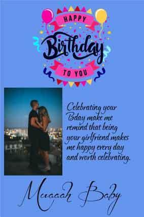 birthday letter  boyfriend  indiabest gift