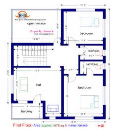 single storey house plans floor plan and elevation of 1925 sq villa house