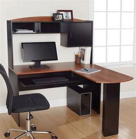 mainstays l shaped desk with hutch finishes mainstays l shaped desk with hutch finishes the