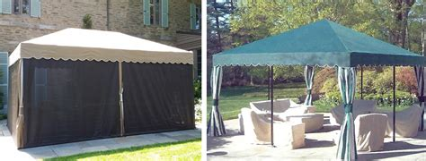 free standing seasonal canopies maccarty and sons