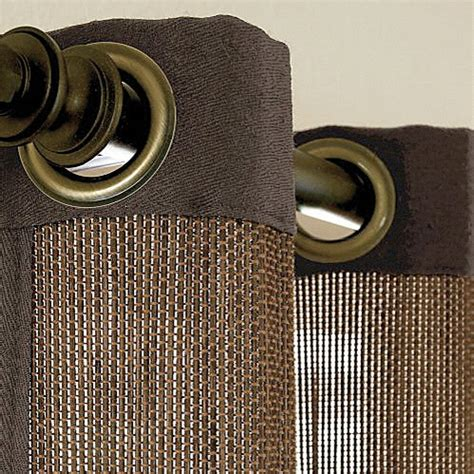 kennedy bamboo grommet top panels