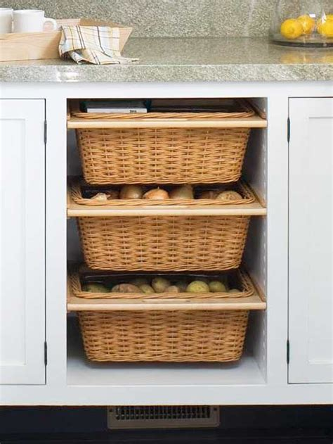 kitchen potato storage savvy ways to food to be vegetables and form of 5427