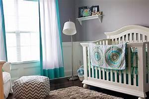 Deco Chambre Bebe Bleu : chambre b b bleu canard d co mobilier et accessoires ~ Teatrodelosmanantiales.com Idées de Décoration