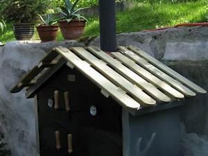 Dachüberstand Verkleiden Material : dach f r den le grand grillforum und bbq ~ Orissabook.com Haus und Dekorationen
