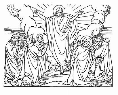 Bible Coloring Pages Children
