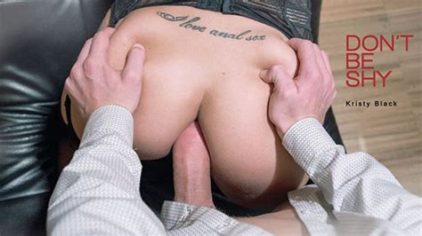 I Love Anal Sex Tattoo Kristy Black In Butthole Sex Free