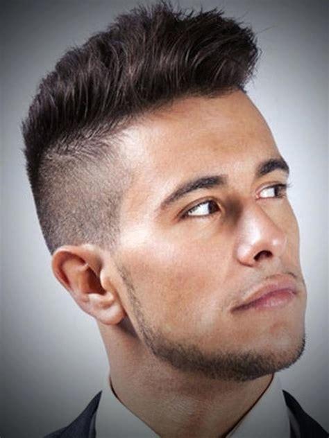 short hairstyles  men improb