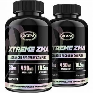 Xtreme Zma  90 Caps  2 Pack - Muscle Recovery