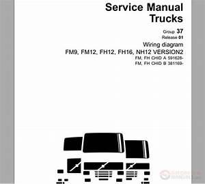 Volvo Truck Fm Fh Vers2 A591628 U2013  B381169 U2013  Service Manual
