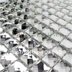 century wholesale mirror mosaic tiles crystal glass mosaic