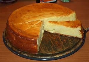 Käsekuchen Ohne Grieß Und Ohne Boden Kuchen Bild Idee