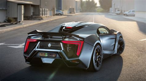 770horsepower Lykan Hypersport Set For 2014 Top Marques
