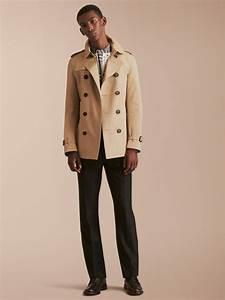 Trench Coat Burberry Homme : trench coats pour homme burberry ~ Melissatoandfro.com Idées de Décoration