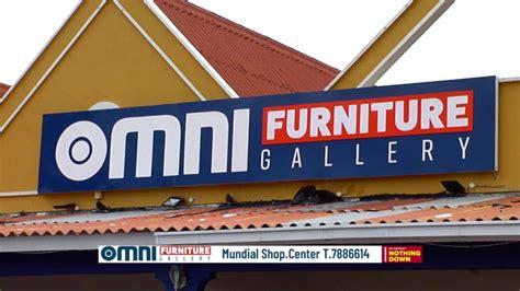 omni furniture gallery mundial shopping center curacao