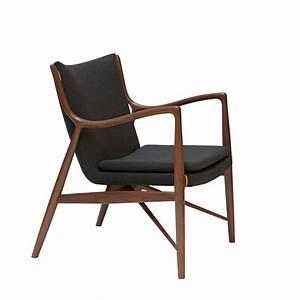 Fauteuil Cuir Design : fauteuil cuir bois design id es de d coration int rieure ~ Melissatoandfro.com Idées de Décoration