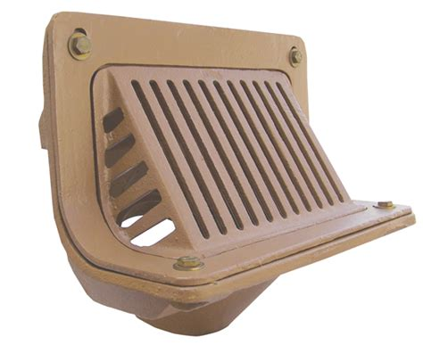 Jr Smith Floor Drains by 1510 Duco Cast Iron Scupper Drains R Smith Mfg Co