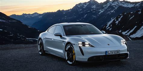 Porsche Taycan finally revealed