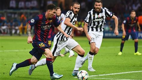 Champions League | Juventus vs Barcelona: Live streaming ...
