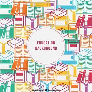 Education background Vector | Free Download