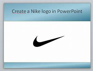nike powerpoint template 28 images cool nike With nike powerpoint template