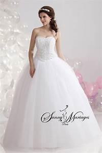 robe de mariage princesse pas cher en ligne bustier coeur With soldes robes de mariée