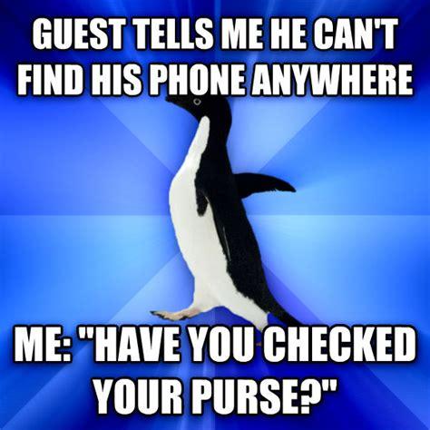 Socially Awkward Penguin Meme Generator - livememe com socially awkward penguin