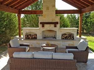 Dallas Outdoor Living Gallery Frisco Outdoor Kitchen, Plano