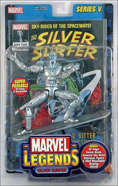 marvel legends silver surfer single pack nov