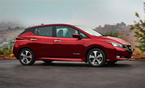 long range nissan leaf   coming