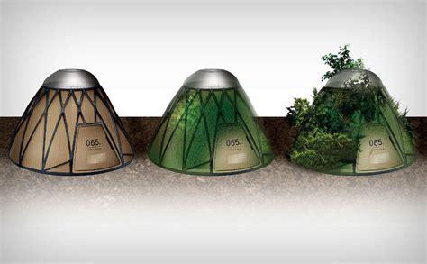 Ecofriendly Emergency Tents  Lattice Tent