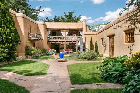 Southwestern Style Homes by Bring Southwestern Style Homes Into Your Decoration